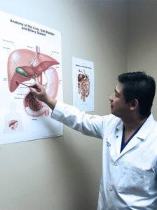 Minimally Invasive Robotic Liver Resection