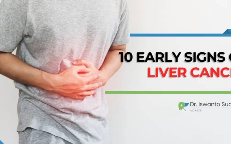 10 Early Signs of Liver Cancer